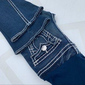 True Religion Jeans - Pea in Pod True Religion Maternity Flare Jeans 28